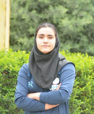دومین بانوی ایرانی در مسابقات بین المللی روی تخته می رود