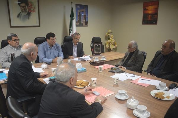 بیستمین جلسه شورای عالی فنی با تصویب آیین نامه مقررات اردویی خاتمه یافت
