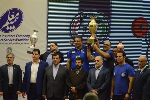 تیم خوزستان قهرمان، سومین دوره جام بین المللی فجر شد
