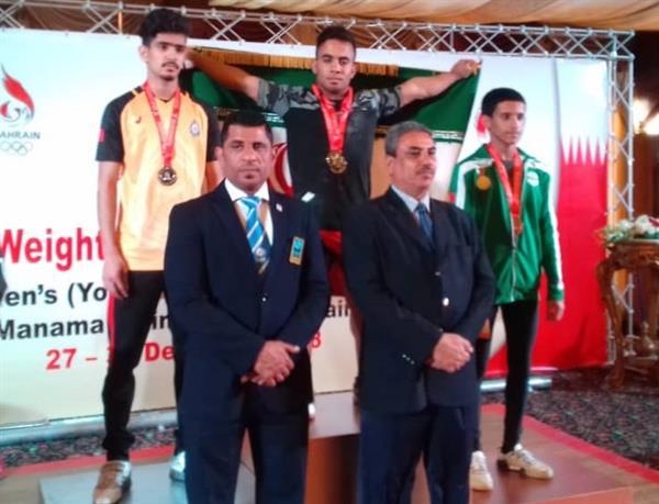 دهقانی در دسته 55 کیلوگرم سه مدال طلا گرفت