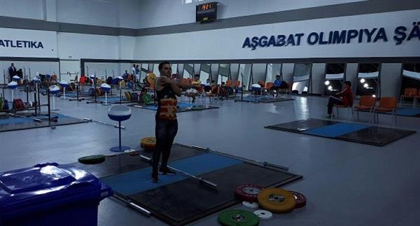 آغاز کار ملی پوشان در قهرمانی آسیا- ترکمنستان