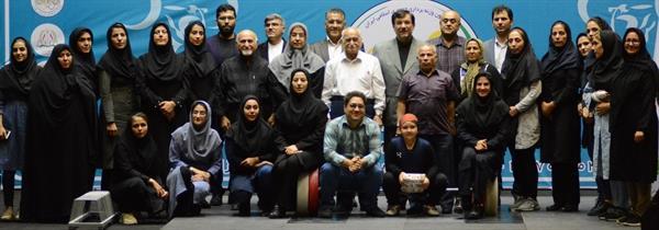 اولین گردهمایی نواب رئیس بانوان هیئت های وزنه برداری سراسر کشور برگزار شد