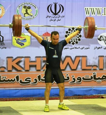 پایان رقابت دسته 69 کیلوگرم