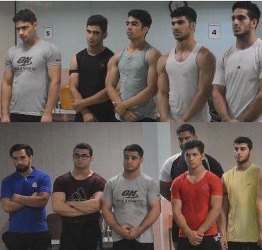 ایران با 15 ملی پوش نوجوان و جوان در رقابت های قهرمانی آسیا شرکت می کند