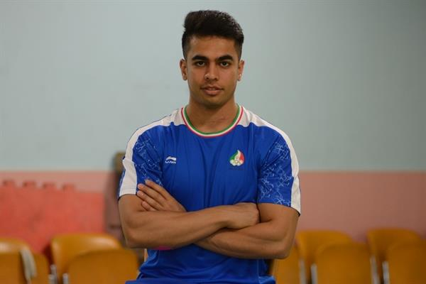سلطانی: میخواهم نتیجه مسابقات قهرمانی آسیا را تکرار کنم