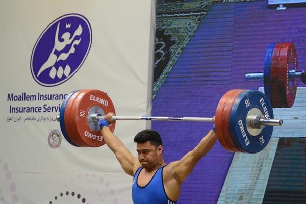 در پایان رقابتهای روز دوم