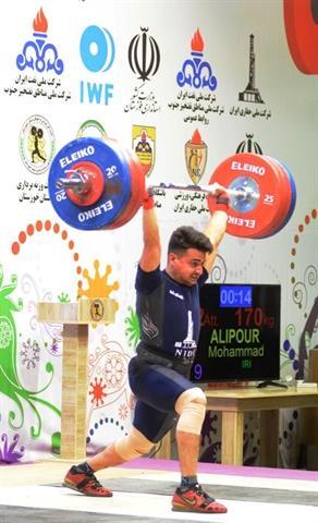 ایران نخستین مدال طلا در فجر کاپ را دشت کرد