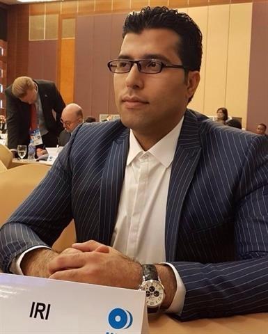 بیرانوند: رشته تحصیلی ام مدیریت راهبردی در سازمان و رویدادهای ورزشی است