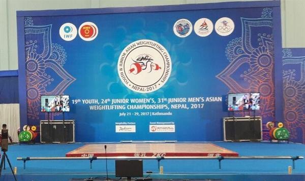 قهرمانان 6 وزن نوجوانان و جوانان آسیا مشخص شدند