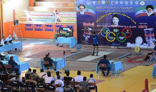 رقابتهای قهرمانی جوانان، اواخر شهریورماه در مراغه برگزار می شود