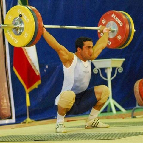 مسابقات وزنه برداری قهرمانی شرق کشور-یزد