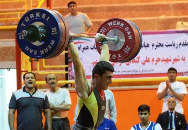 مسابقات قهرمانی نوجوانان کشور(16 و 17 سال) - مراغه