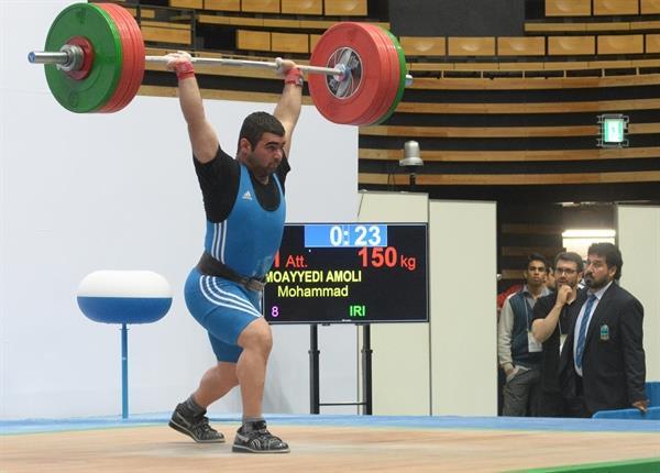 پایان رقابت تنها نماینده نوجوان ایران در دسته 85 کیلوگرم