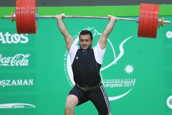وزنه برداری ایران در بخش مردان چهارم است