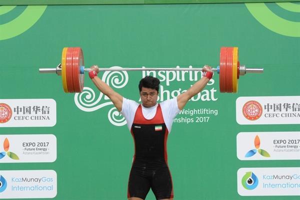 رقابتهای قهرمانی آسیا -ترکمنستان