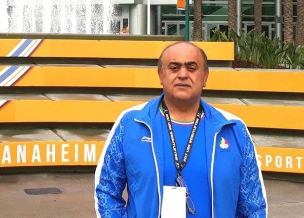 کاظمی نژاد عنوان کرد: پشتوانه سازی برای تیم ملی بزرگسالان هدف اصلی تیمهای ملی پایه