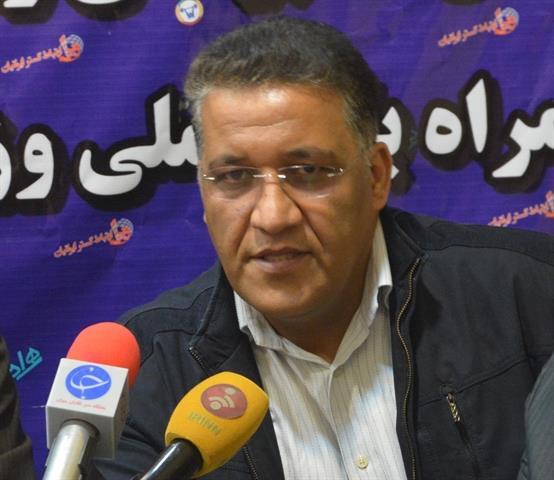 رییس هیأت وزنه برداری استان چهارمحال و بختیاری:
