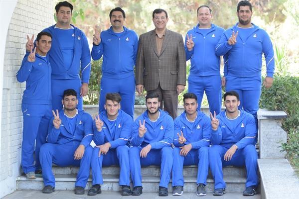 برای سومین سال پیاپی، تیم ملی جوانان قهرمان جهان شد
