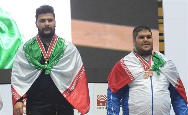 تکمیل روز طلایی وزنه برداری ایران با 2 طلا، یک نقره و 3 برنز فوق سنگین
