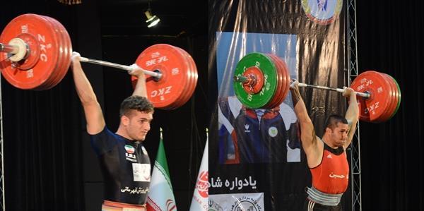 با پایان رقابت دسته 85 کیلوگرم