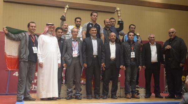 پایان رقابتهای باشگاهی آسیا با درخشش نماینده های وزنه برداری ایران