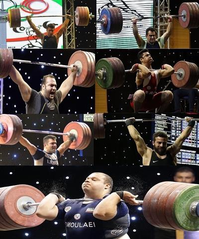 برنامه مسابقات وزنهبرداری المپیک2016 ریو اعلام شد