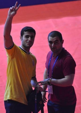 مسابقات قهرمانی نوجوانان جهان – بانکوک