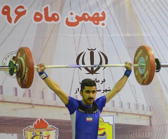 نارویی قهرمان دسته 56 کیلوگرم شد