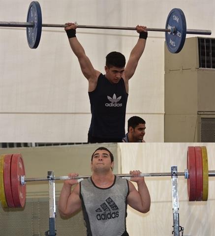 چهارمین تمرین نوجوانان وزنه برداری در بانکوک