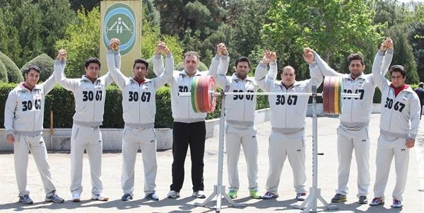 نگاهی به رکوردهای ورودی نمایندگان ایران در رقابت های وزنه برداری آسیا