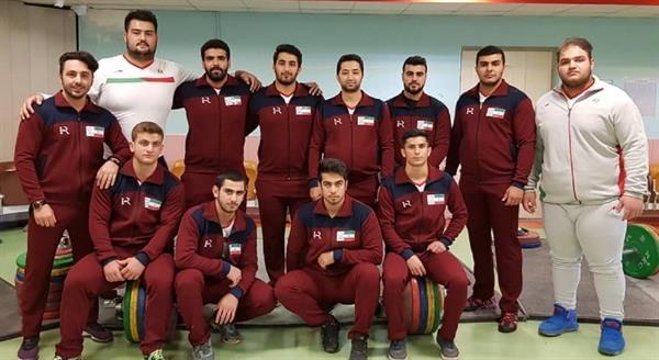 ایران قهرمان جوانان جهان شد