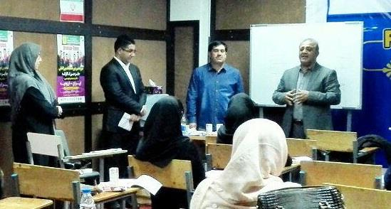 کلاس مقدماتی وزنه برداری بانوان در شهرستان ارومیه برگزار شد