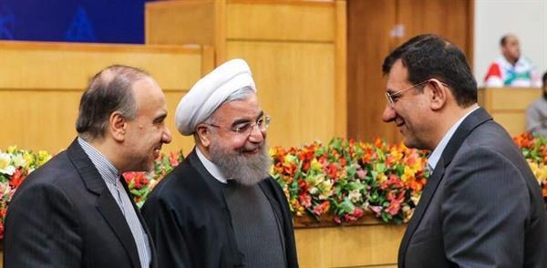 درپی کسب موفقیت غرور آفرین دکتر حسن روحانی در انتخابات