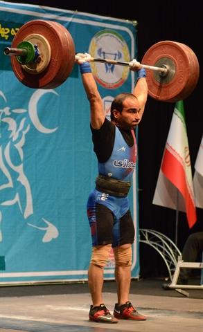 رقابت دسته 61 کیلوگرم را پشوتنی برد