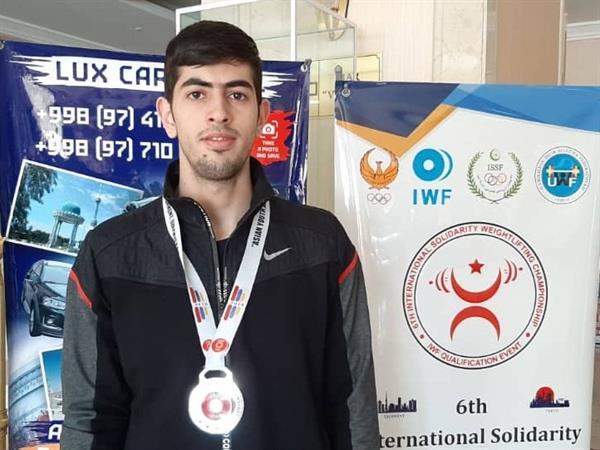 کسب اولین مدال ایران توسط پاکار