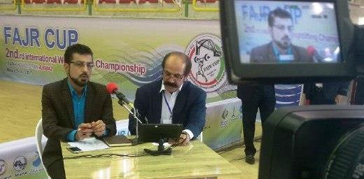 پخش زنده دومین دوره رقابتهای بین المللی جام فجر از شبکه استانی