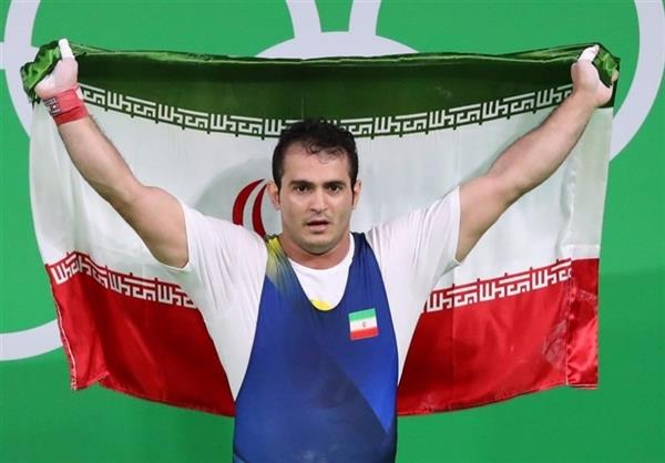 پس از کسب مدال طلا توسط ملی پوش اصفهانی وزنه برداری