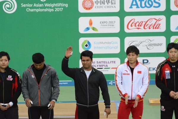 رقابتهای قهرمانی وزنهبرداری آسیا