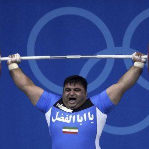 حسین رضازاده – المپیک