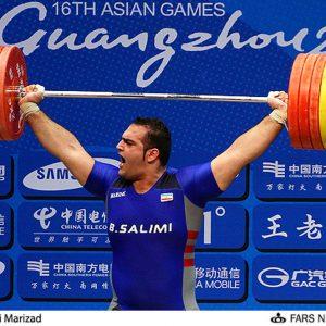 بهداد سلیمی – المپیک