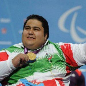 سیامند رحمان – پار المپیک