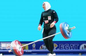 سیده الهام حسینی از حضور در مسابقات قهرمانی بزرگسالان آسیا در تاشکند ازبکستان می گوید